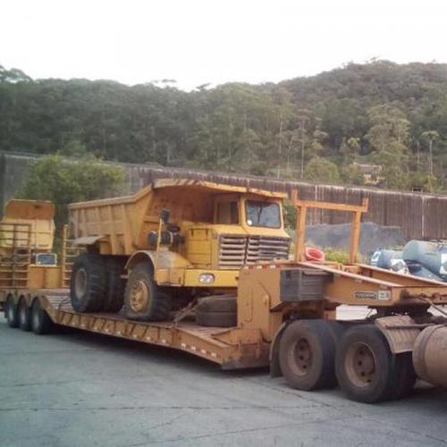 Saiba o que considerar ao contratar uma empresa de cargas pesadas